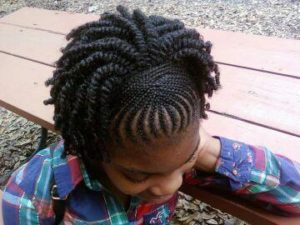 Cornrows and Twists