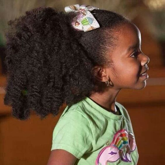 Cute Hairstyles For Little Black Girls  Girls Hair Guide-7415