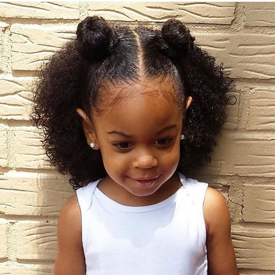 Strange 20 Cute Hairstyles For Little Black Girls Hairstyle Inspiration Daily Dogsangcom