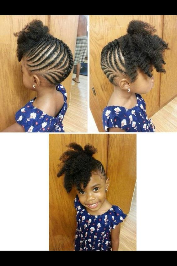 Incredible Cornrow Braid Styles For Babies Braids Hairstyles For Women Draintrainus