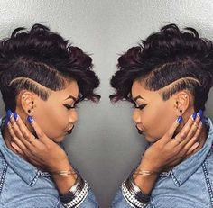40 African American Short Hairstyles