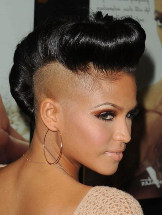 40 Short Hairstyle For Black Women