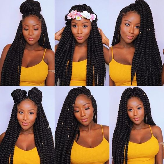 40 Crochet Braids Hairstyles And Pictures Part 2