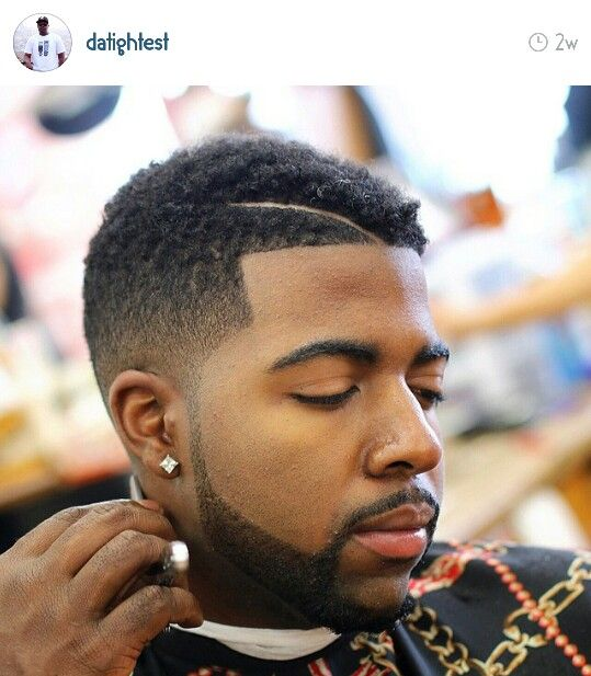 40 Fade Haircuts For Black Men