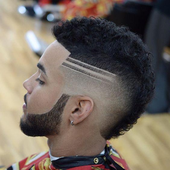 40 fade haircuts for black men. Black Bedroom Furniture Sets. Home Design Ideas