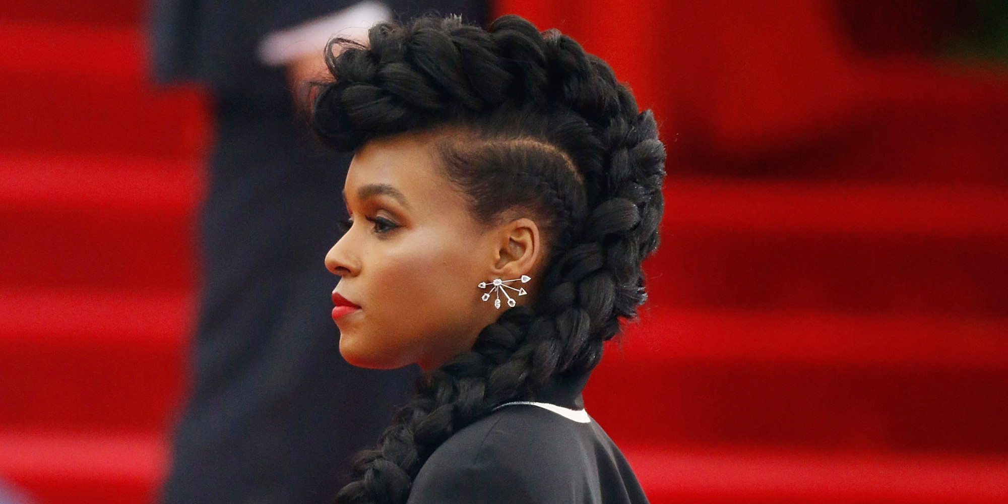 Pleasant 40 Mohawk Hairstyles For Black Women Hairstyle Inspiration Daily Dogsangcom