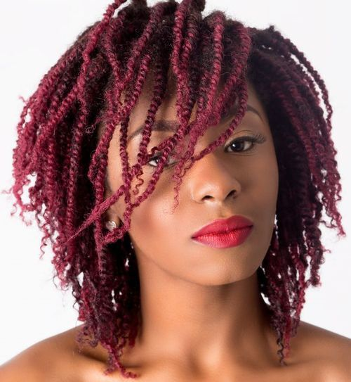 Incredible 40 Kinky Twists Styles You Must Try Hairstyle Inspiration Daily Dogsangcom