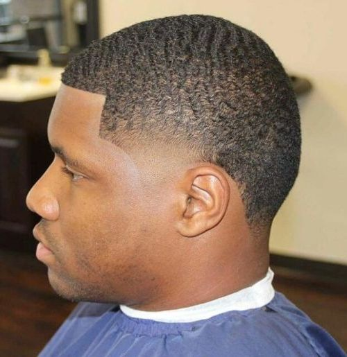men hair cuts styles 40 taper fade haircuts for black 8850 | 04TaperFadeandWavyHair