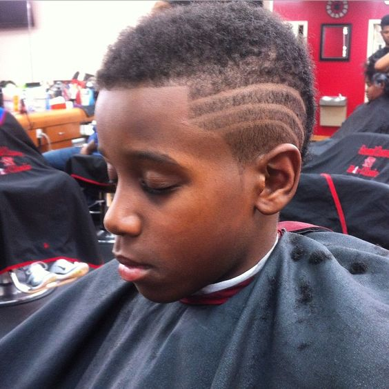 40 Black Boys Haircuts