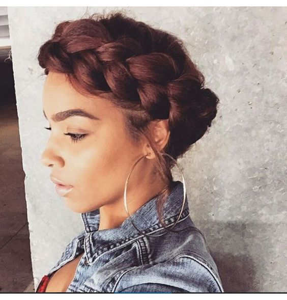 Goddess Braids Hairstyles Must Try