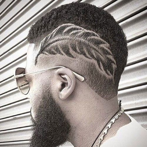 black fade haircut designs 40 awesome haircut designs 4643