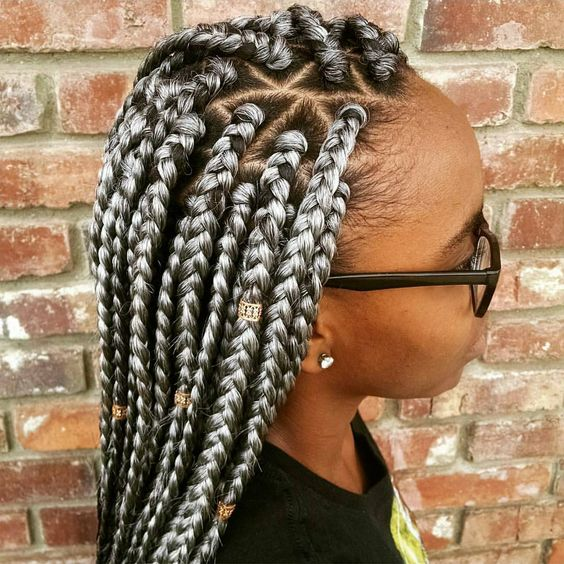 40 Black Braided Hairstyles