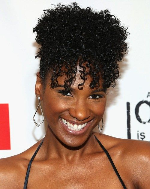 40 Short Natural Hairstyles for Black Women - Part 21