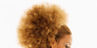 afro hairstyles