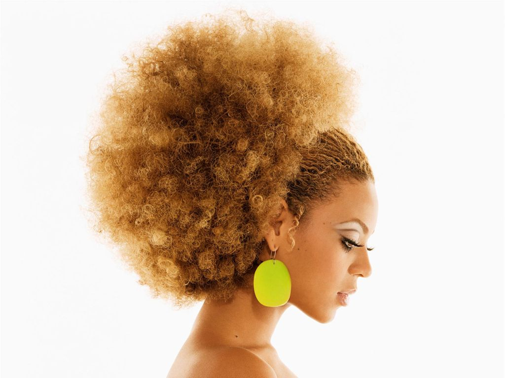 40 Afro Hairstyles