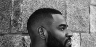 Taper Fade Haircuts for Black Men