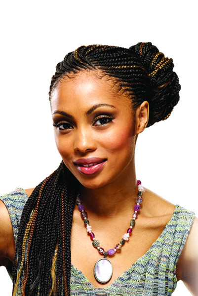 40 Micro Braids Styles You D Love To Try Out