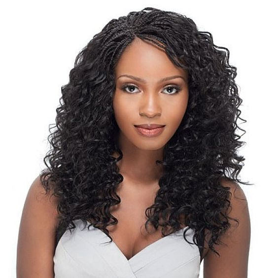 Miraculous 40 Micro Braids Styles You39D Love To Try Out Short Hairstyles For Black Women Fulllsitofus