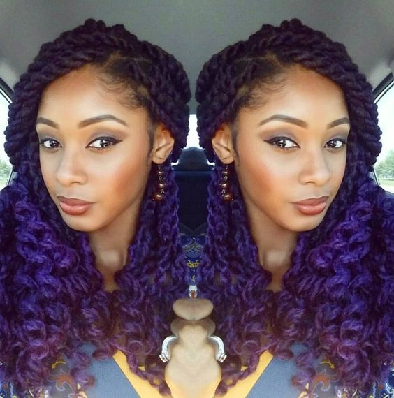 40 Gorgeous Havana Twist Hair Styles