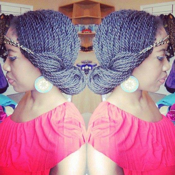Crochet Up Hairstyles : 40 Crochet Twist Styles Youll Fall in Love With