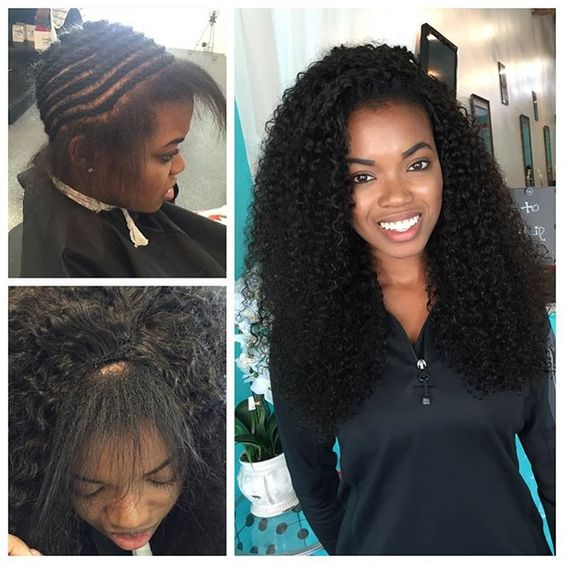 Crochet Hair Curl Patterns : Crochet Braid Pattern:Best Braid Pattern for Crochet Braids