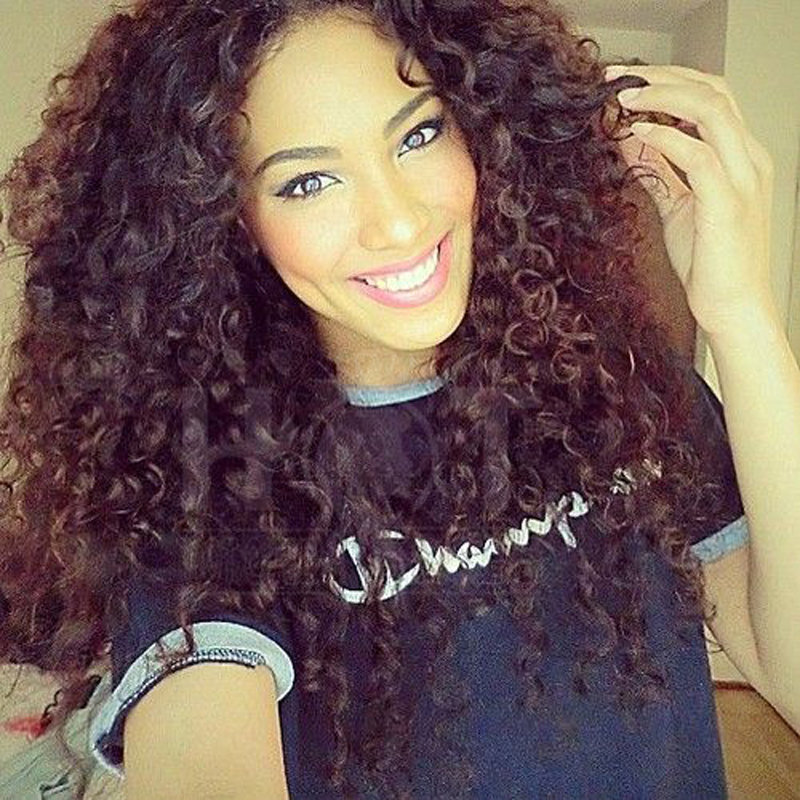 Natural Looking Curly Hair Extensions