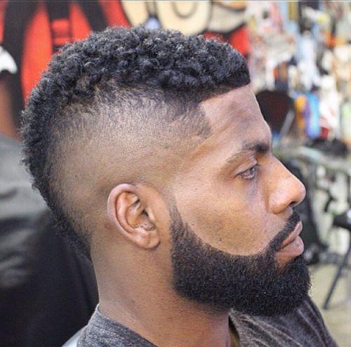 Cutting Natural Afro Hair