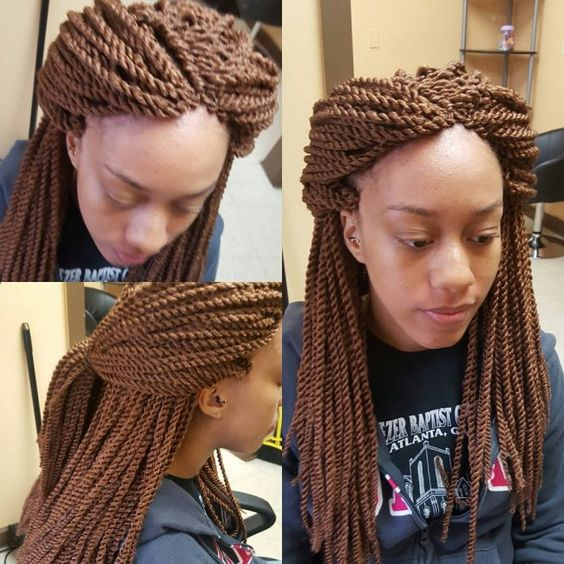 40 Super Chic Senegalese Twist Styles We Love Part 9