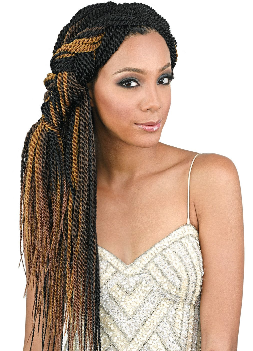 40 Super Chic Senegalese Twist Styles We Love! - Part 3