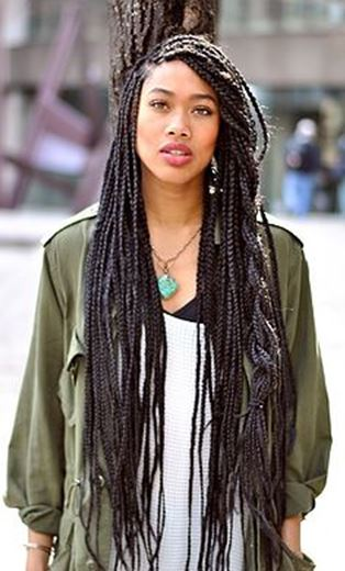 Yarn Twists Hair Styles And Updos