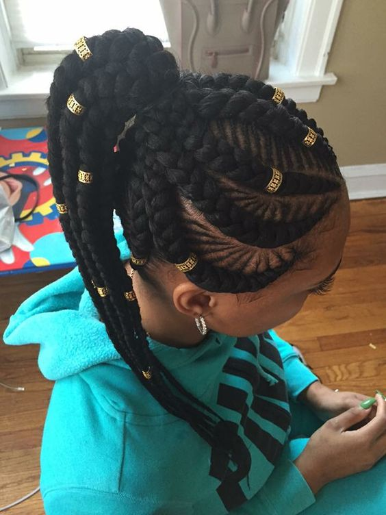 Super Chic African Braids 40 African Hair Braiding Styles