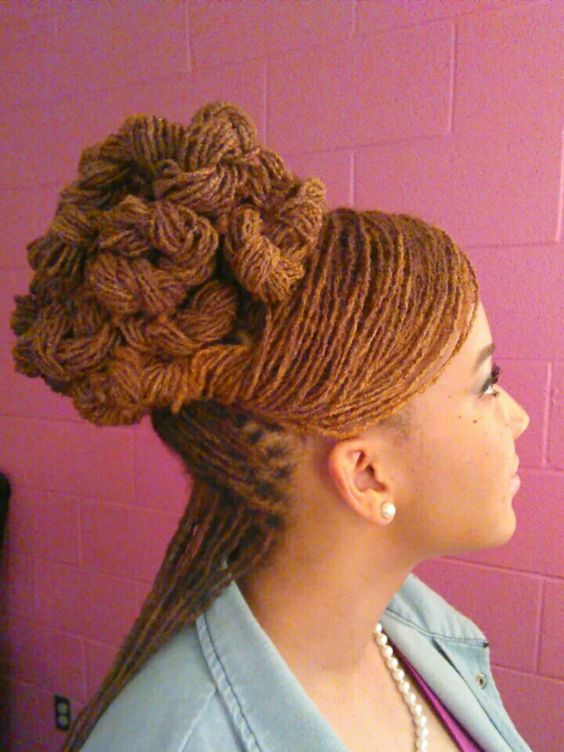 30 Gorgeous Sisterlocks Styles