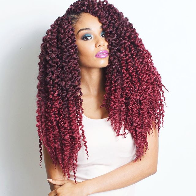 Marley Hairstyles: 30 Stunning Marley Braids Styles You Must Try