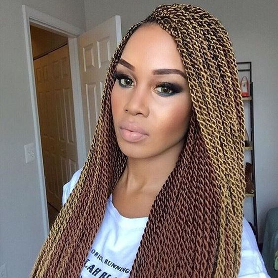 Watch How to pick right hair color for dark skin video