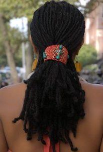 40 yarn dreads styles  part 4