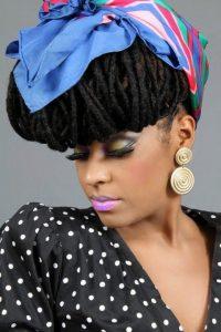 40 yarn dreads styles