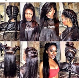 vixen sew in style
