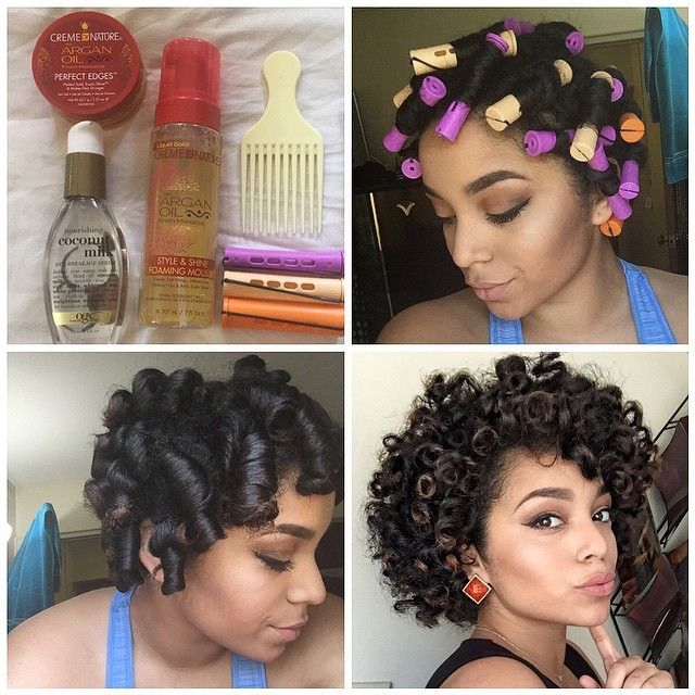 3the Takeout Process Perm Rods