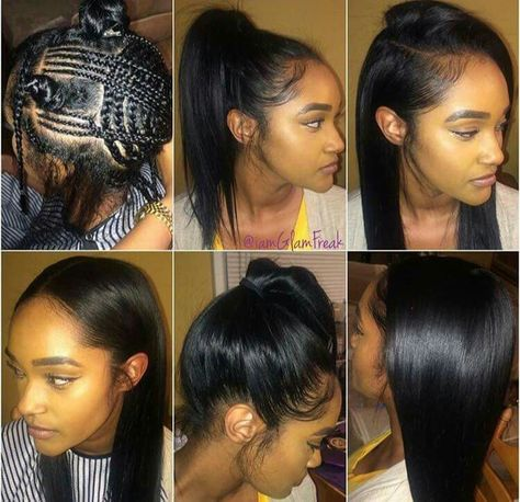 Vixen Sew In Guide | How To Vixen Sew In And Tips