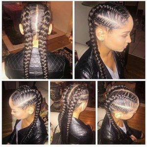 French Box Braid
