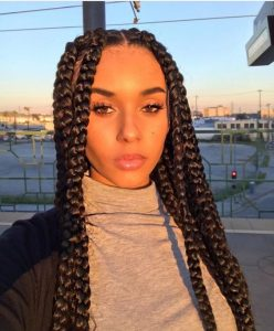 Xpression Hair Box Braids
