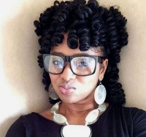 Crochet Curls With Bangs