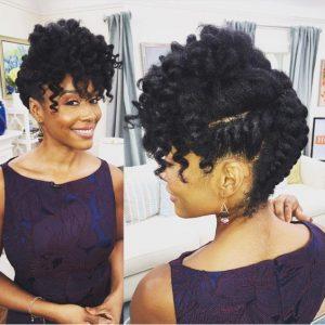 flat twists curls