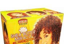 hair texturizer