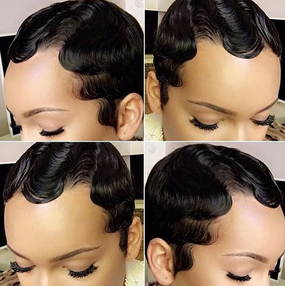 Finger Waves Styles Create Style
