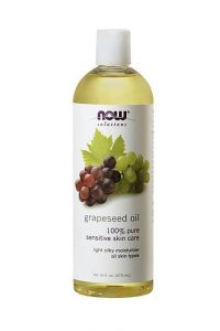 grapeseed oil hot oil treatment