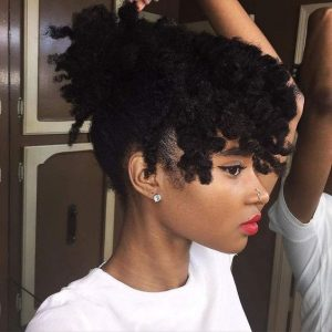 healthy natural hair