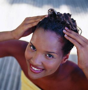 hot oil treatment natural hair