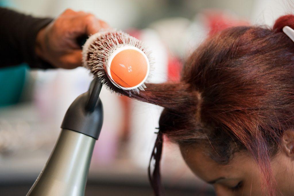 silk press vs press n curl