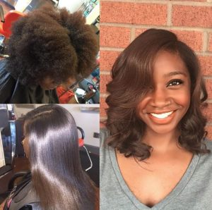 Products To Temporarily Straighten Natural Hair